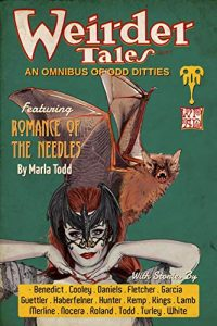 Weirder Tales cover